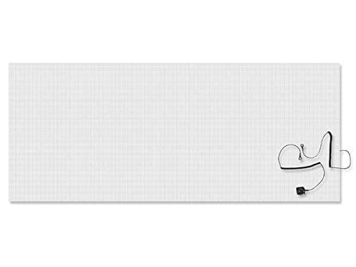 Esocor® ESS Ableitsystem für ein Katzenbett / Elektrosmog & Erdstrahlen abschirmen / entstören / Schützen Sie den Schlafplatz Ihrer Katze vor Technischen & Geopathogenen Strahlen / Größe: XXL (110 cm x 90cm) (30 Tage Rückgaberecht)