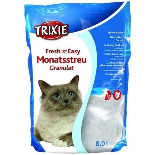Fresh n Easy, Monatsstreu, Granulat, 8,0 l